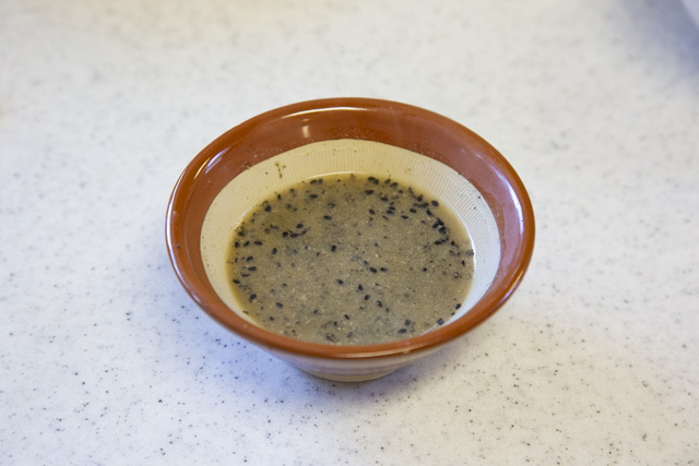 横浜の郷土料理・胡麻汁のレシピ